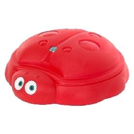 Ladybug sandbox