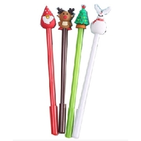Christmas mix gel pen