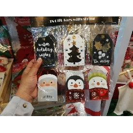 18 gift tags with string 35฿