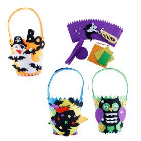 Halloween diy bags