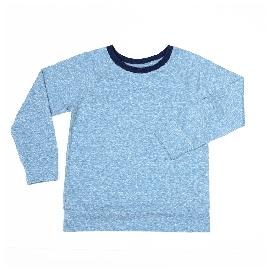 Mac long sleeve boy t-shirt-sky blue