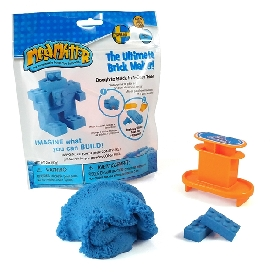 The ultimate brick maker blue