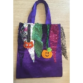 Fh1658 trick or treat bag