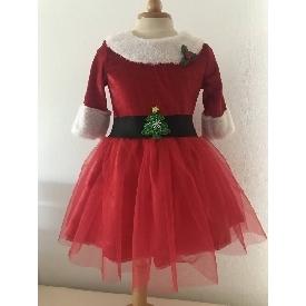 Fch1801 santa dress