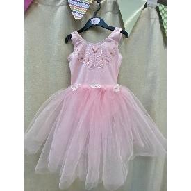 L264 butterfly ballet dress