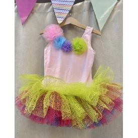 L275 summer ballet dress