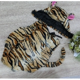 Baby little tiger costume