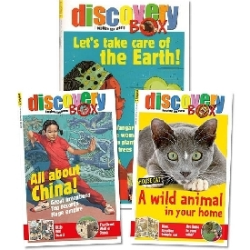 Discoverybox single book