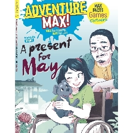 Adventurebox max! magazine