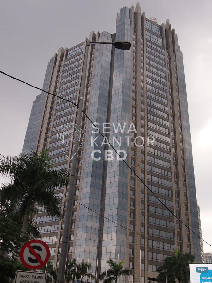 Sewa Kantor Gedung Indonesia Stock Exchange Building Tower 2 Jakarta Selatan Kebayoran Baru Sudirman Jakarta Exterior 5