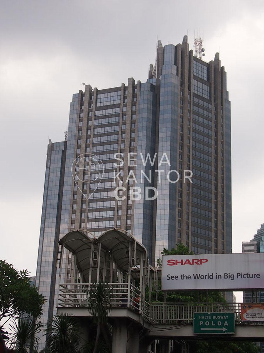 Sewa Kantor Gedung Indonesia Stock Exchange Building Tower 2 Jakarta Selatan Kebayoran Baru Sudirman Jakarta Exterior 4