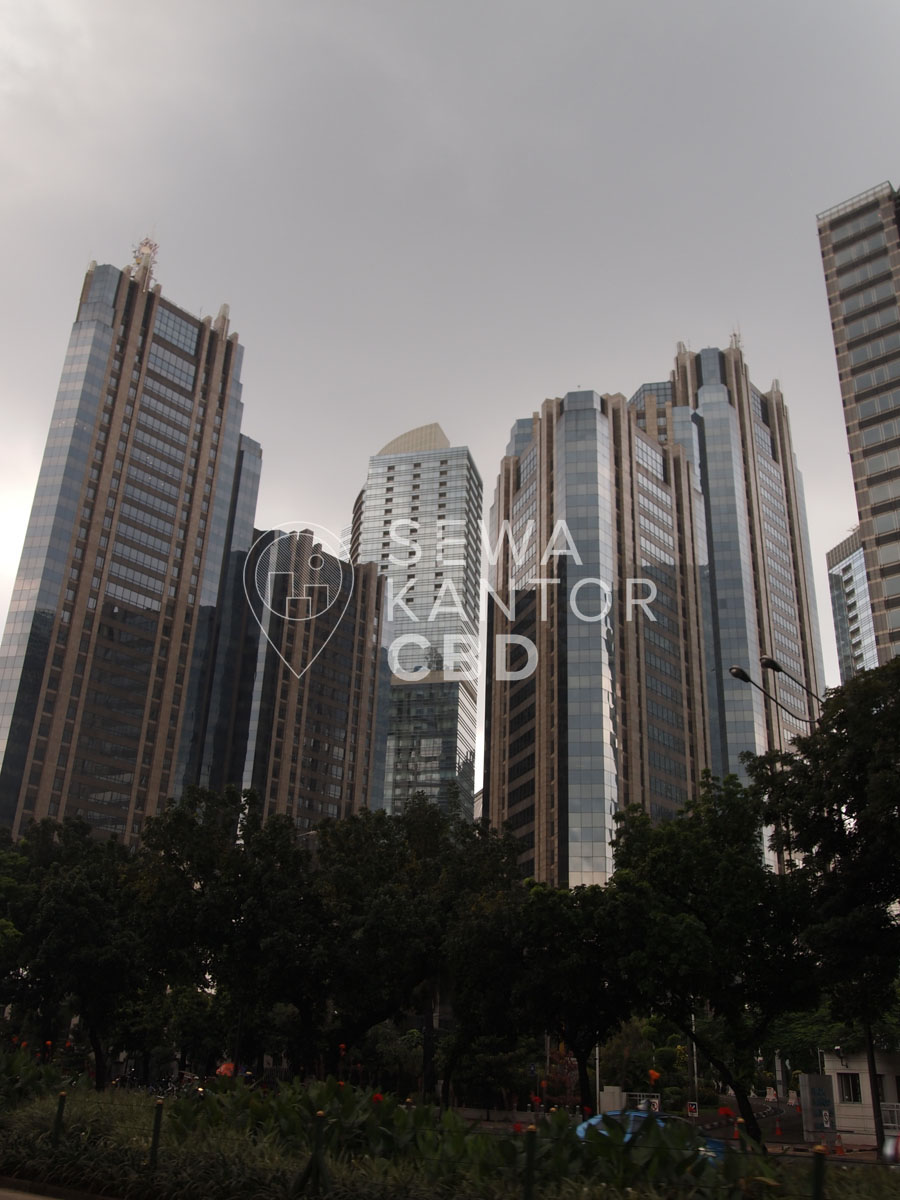 Sewa Kantor Gedung Indonesia Stock Exchange Building Tower 2 Jakarta Selatan Kebayoran Baru Sudirman Jakarta Exterior 2