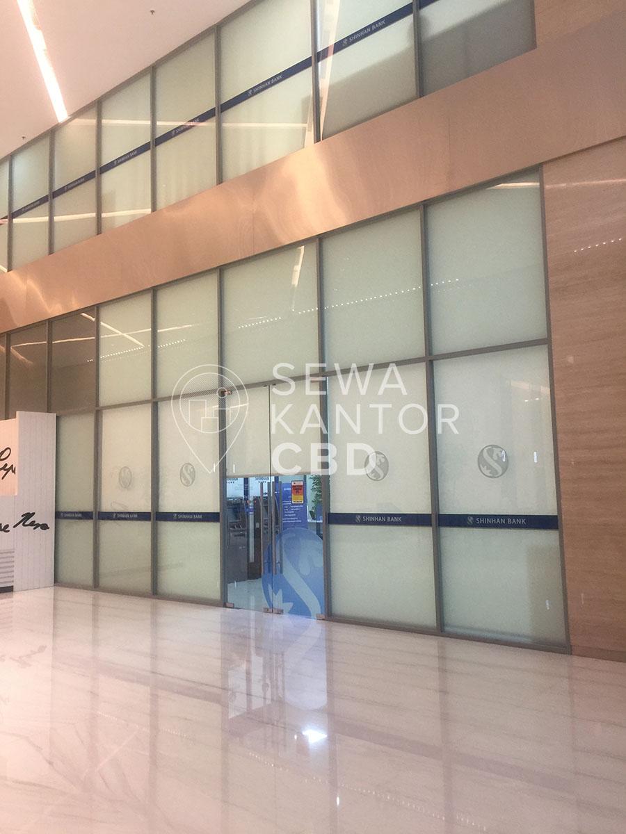 Sewa Kantor Gedung International Financial Center Tower 2 Jakarta Selatan Setiabudi Sudirman Jakarta Interior 6