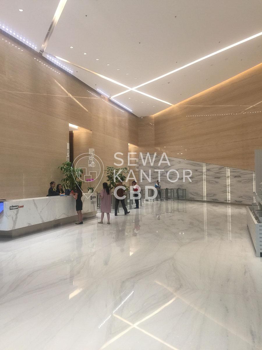 Sewa Kantor Gedung International Financial Center Tower 2 Jakarta Selatan Setiabudi Sudirman Jakarta Interior 4