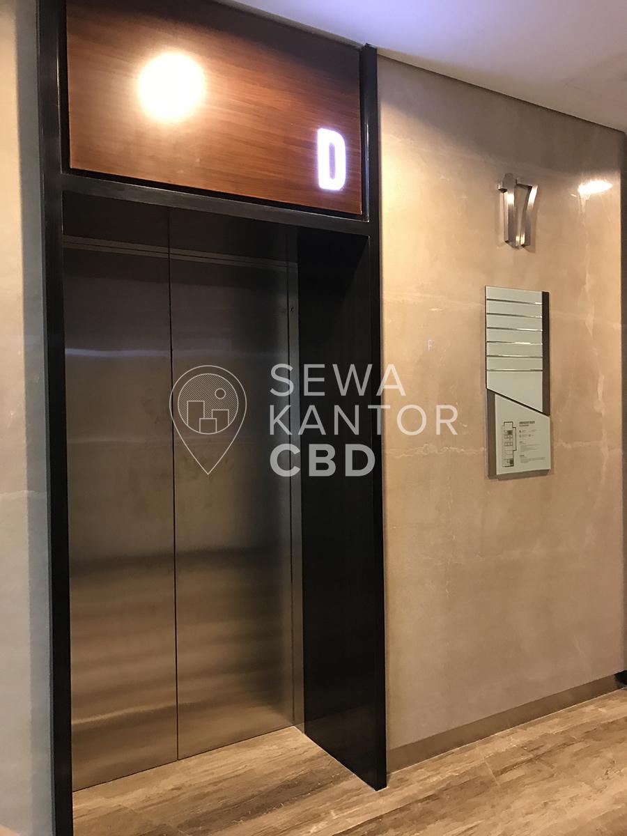 Sewa Kantor Gedung International Financial Center Tower 2 Jakarta Selatan Setiabudi Sudirman Jakarta Interior 2