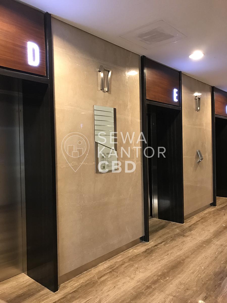 Sewa Kantor Gedung International Financial Center Tower 2 Jakarta Selatan Setiabudi Sudirman Jakarta Interior 1