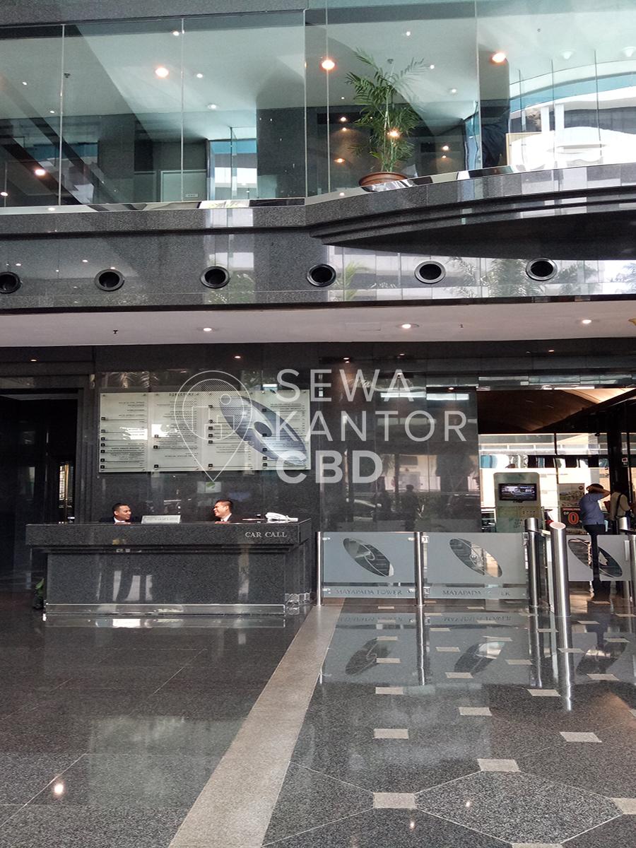 Sewa Kantor Gedung Mayapada Tower 1 Jakarta Selatan Setiabudi Sudirman Jakarta Interior 13