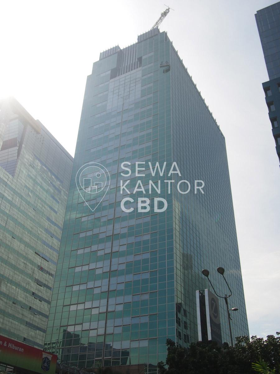 Sewa Kantor Gedung Mayapada Tower 2 Jakarta Selatan Setiabudi Sudirman Jakarta Exterior 3