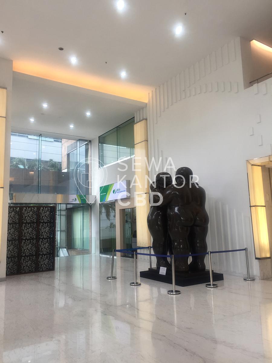 Sewa Kantor Gedung Mayapada Tower 2 Jakarta Selatan Setiabudi Sudirman Jakarta Interior 2
