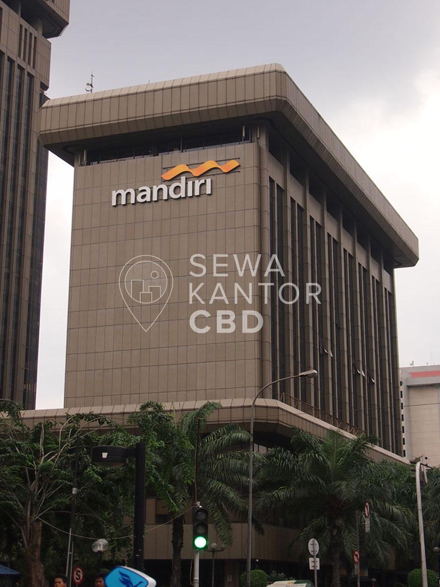 Sewa Kantor Wisma Mandiri Jakarta Pusat Office Space