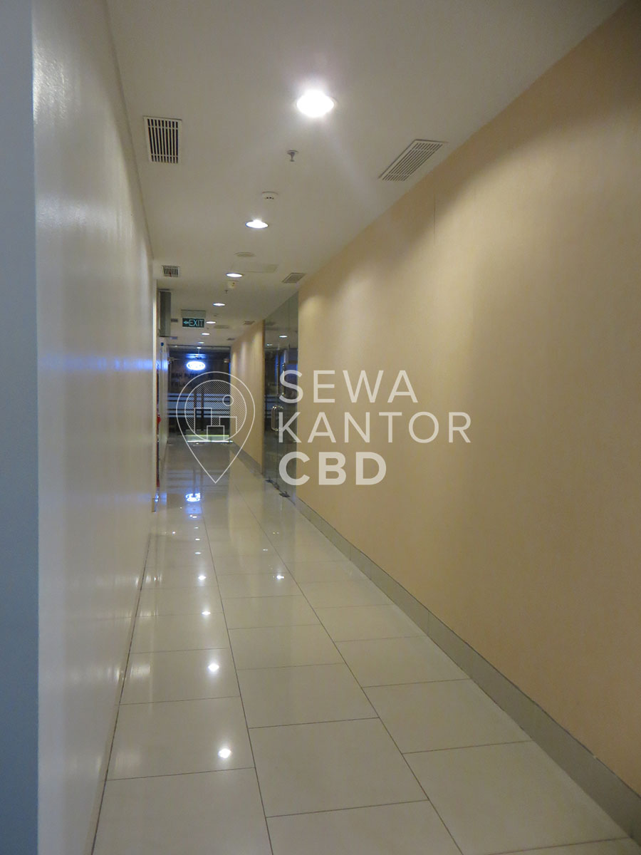 Sewa Kantor Gedung APL Tower Jakarta Barat Grogol petamburan  Jakarta Interior 13