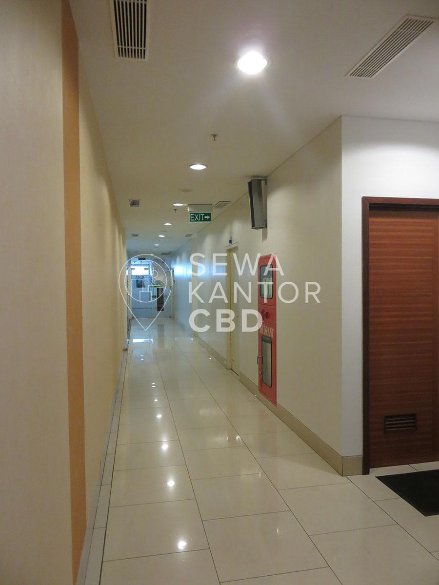 Sewa Kantor Gedung APL Tower Jakarta Barat Grogol petamburan  Jakarta Interior 6