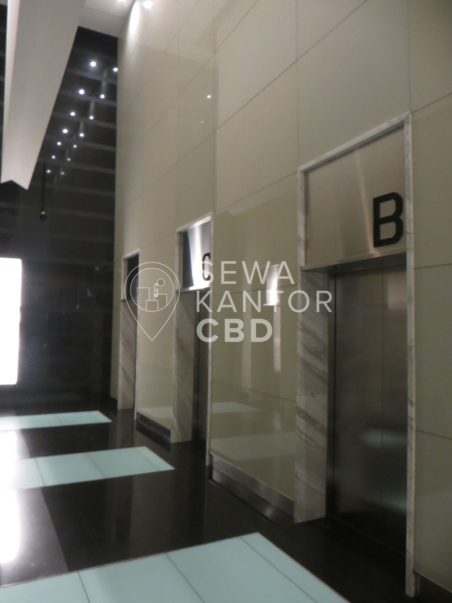 Sewa Kantor Gedung APL Tower Jakarta Barat Grogol petamburan  Jakarta Interior 8