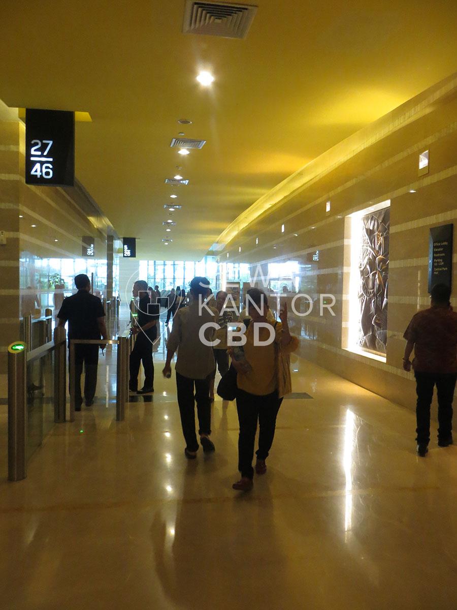 Sewa Kantor Gedung APL Tower Jakarta Barat Grogol petamburan  Jakarta Interior 5