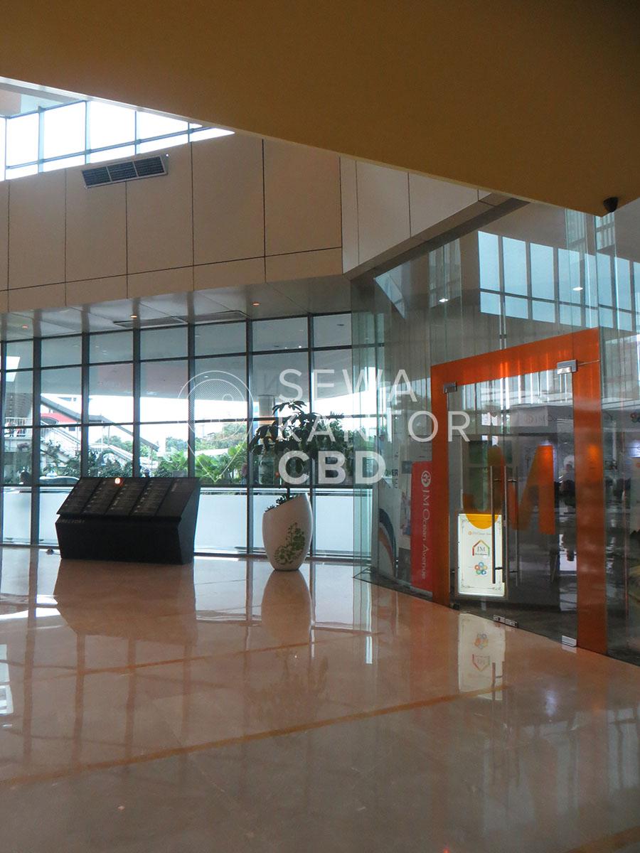 Sewa Kantor Gedung APL Tower Jakarta Barat Grogol petamburan  Jakarta Interior 3