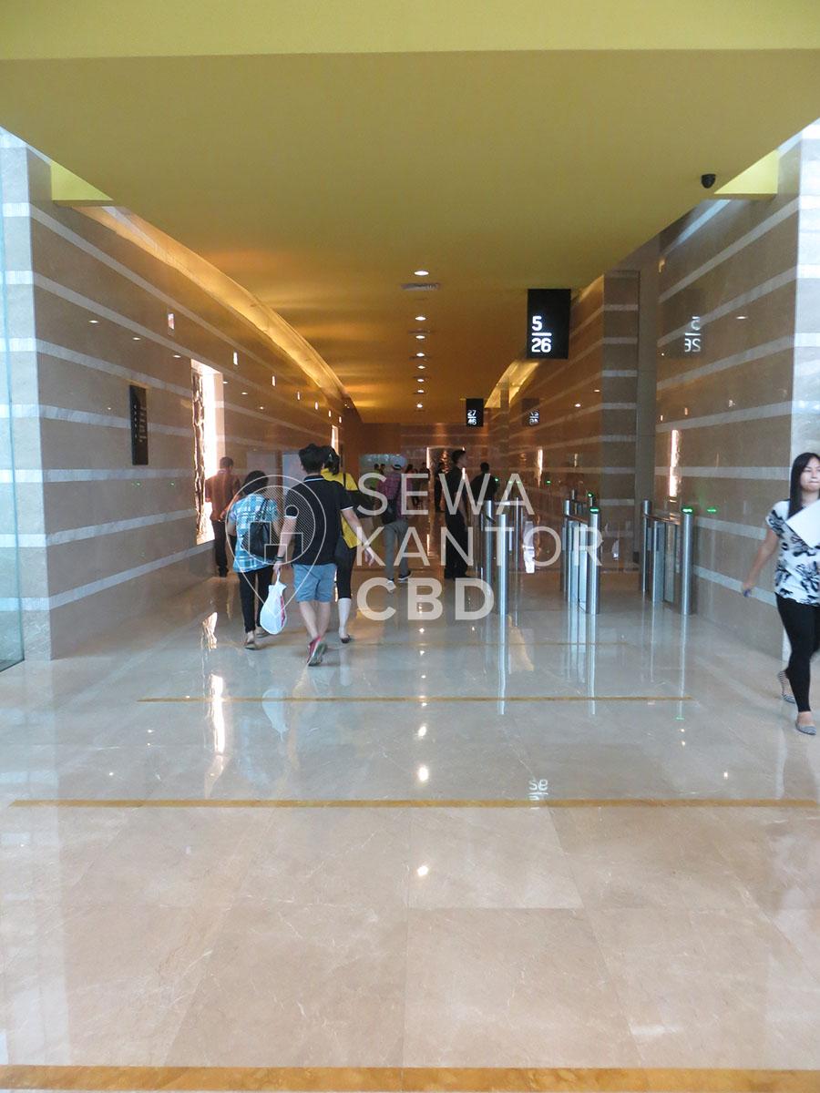Sewa Kantor Gedung APL Tower Jakarta Barat Grogol petamburan  Jakarta Interior 1