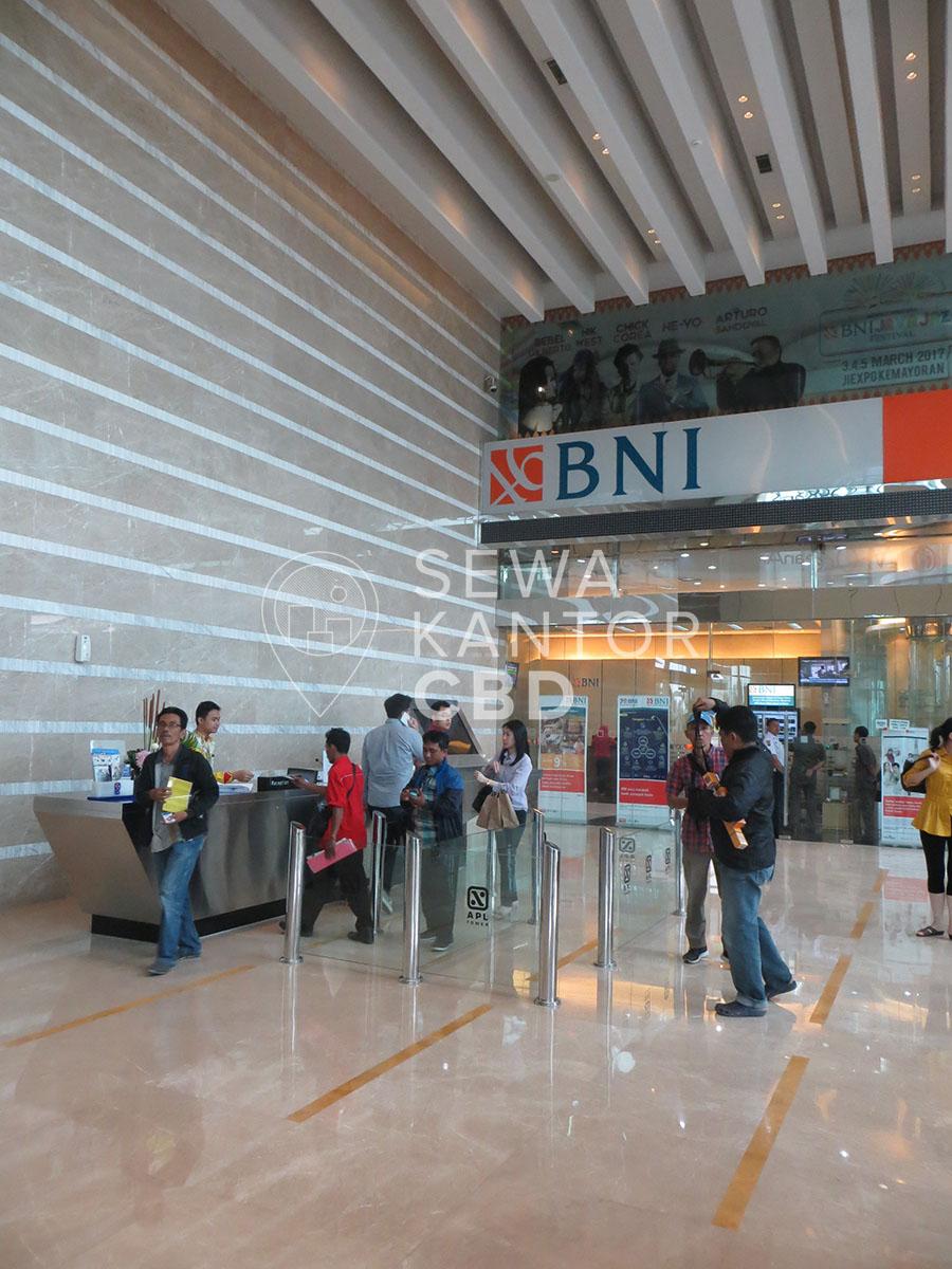 Sewa Kantor Gedung APL Tower Jakarta Barat Grogol petamburan  Jakarta Interior 2