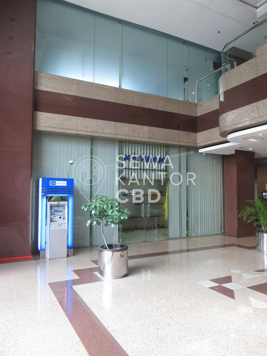 Sewa Kantor Gedung Gedung Total Jakarta Barat Grogol petamburan  Jakarta Interior 12