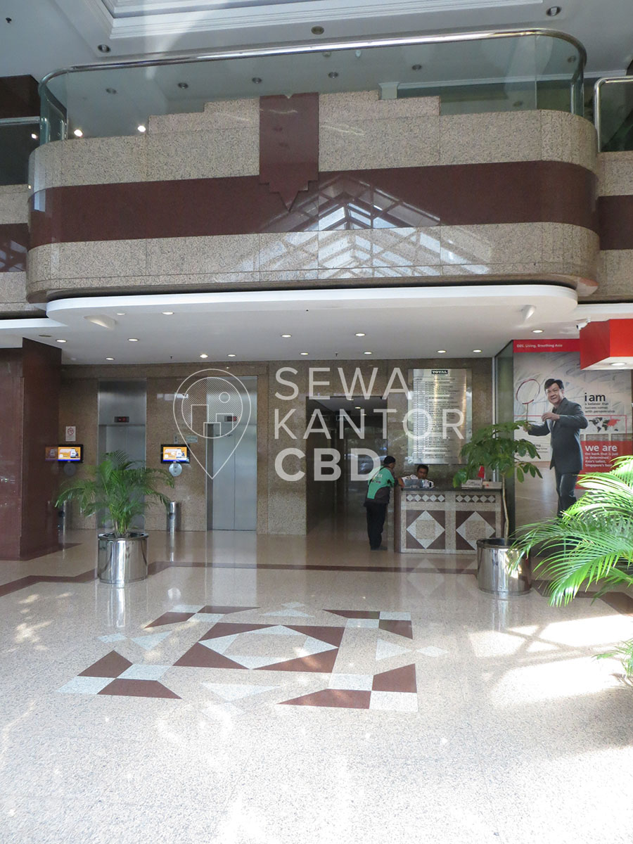 Sewa Kantor Gedung Gedung Total Jakarta Barat Grogol petamburan  Jakarta Interior