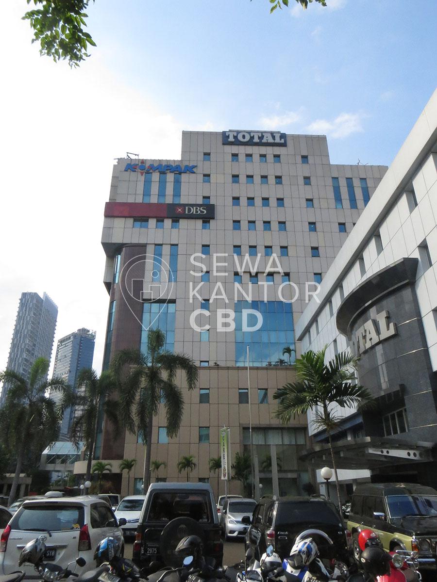 Sewa Kantor Gedung Gedung Total Jakarta Barat Grogol petamburan  Jakarta Exterior 1