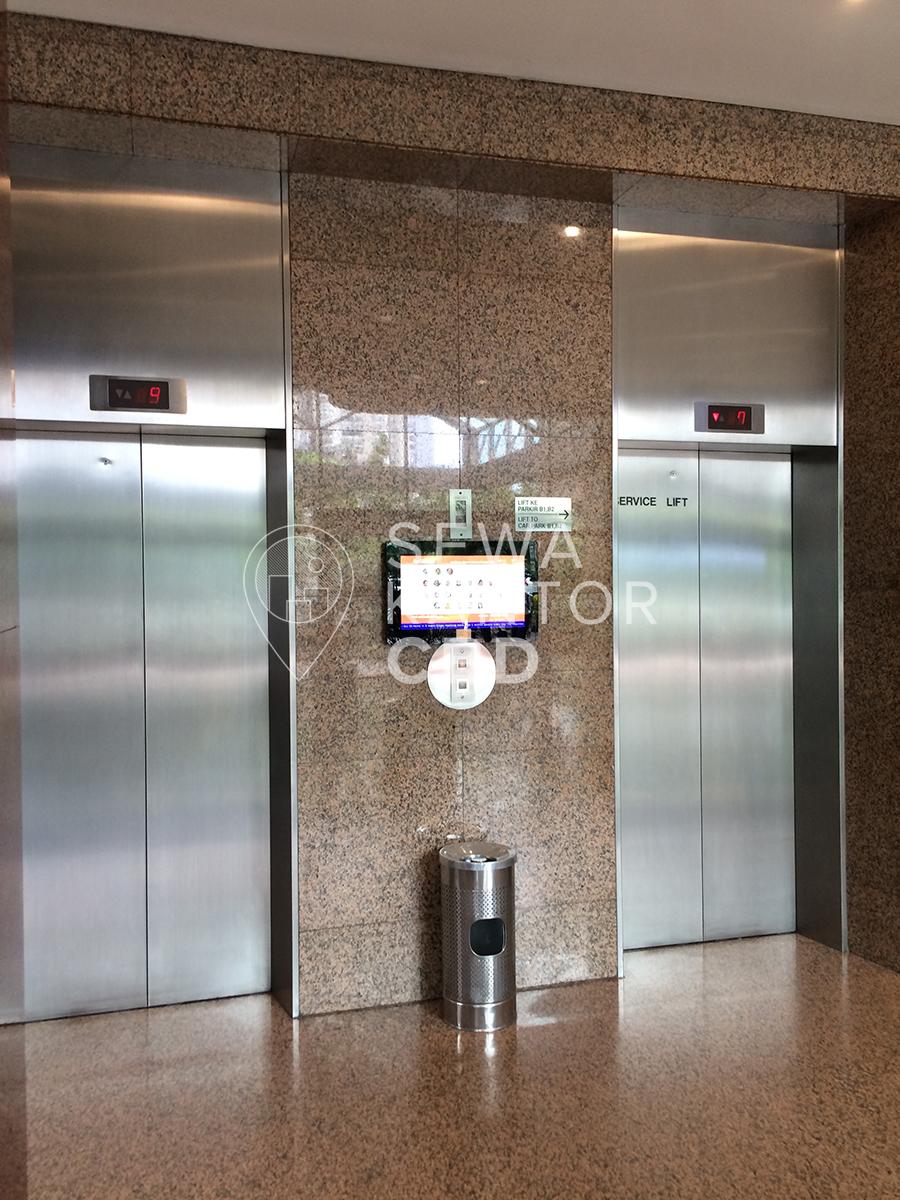 Sewa Kantor Gedung Gedung Total Jakarta Barat Grogol petamburan  Jakarta Interior 4