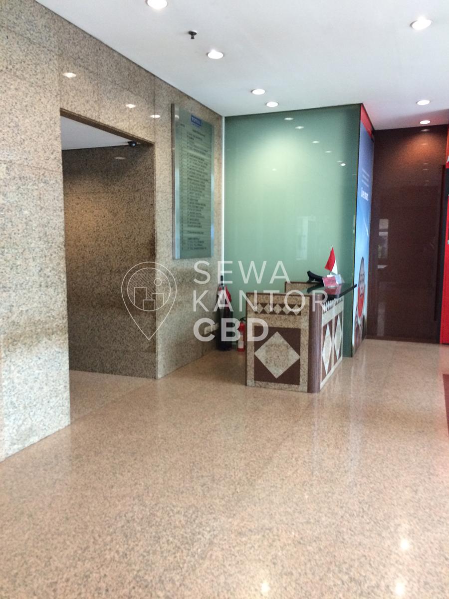Sewa Kantor Gedung Gedung Total Jakarta Barat Grogol petamburan  Jakarta Interior 2
