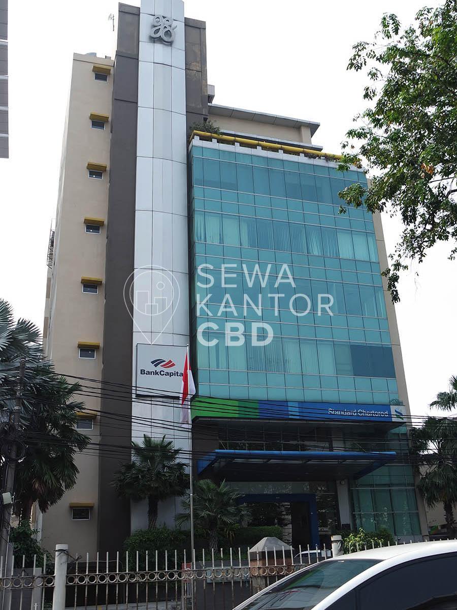 Sewa Kantor Gedung Griya Sinta Jakarta Barat Grogol petamburan  Jakarta Exterior 1
