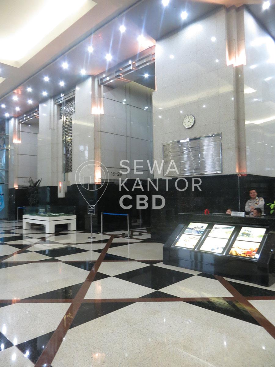 Sewa Kantor Gedung MNC Tower Jakarta Pusat Menteng  Jakarta Interior 9