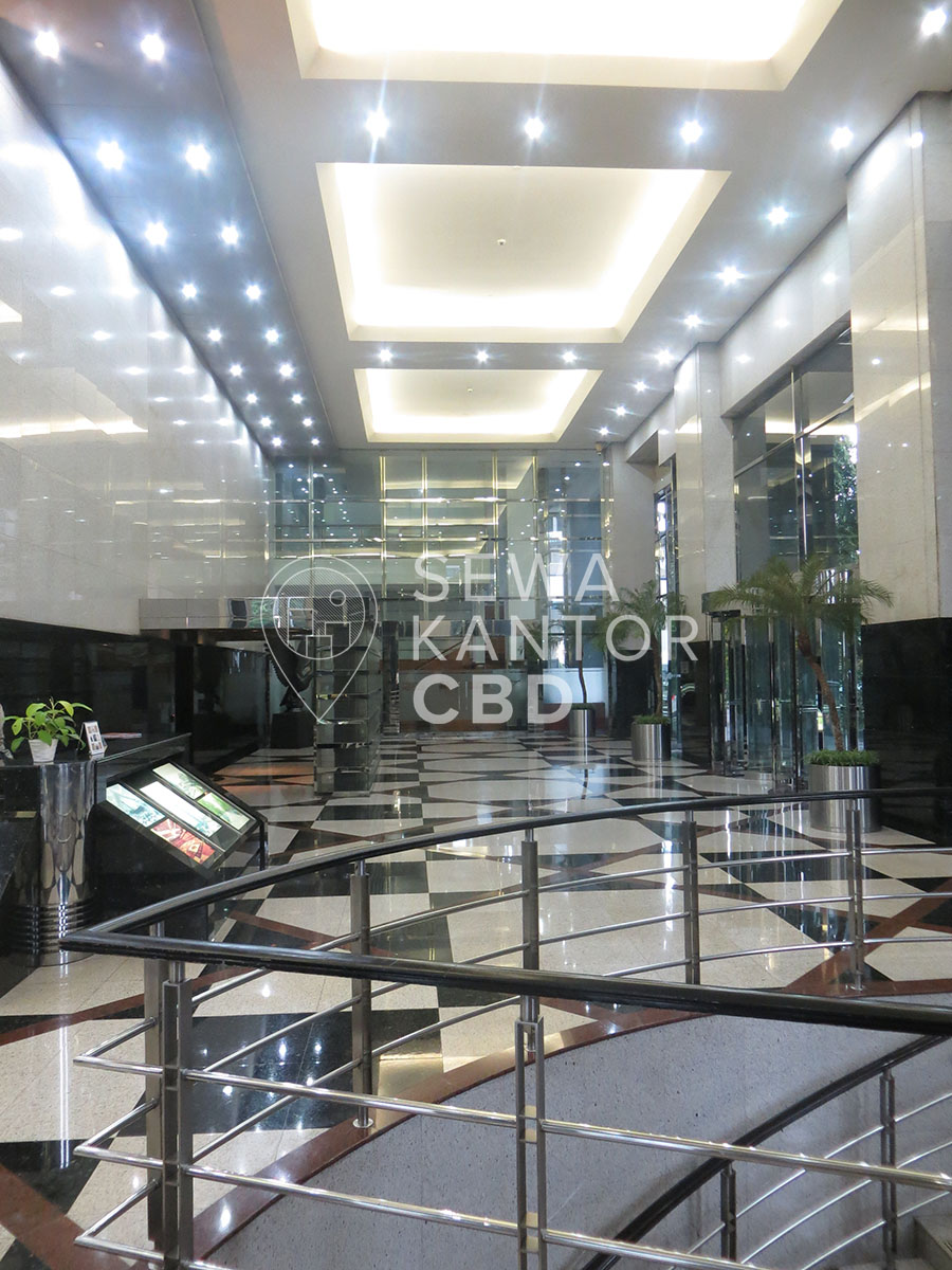 Sewa Kantor Gedung MNC Tower Jakarta Pusat Menteng  Jakarta Interior 7