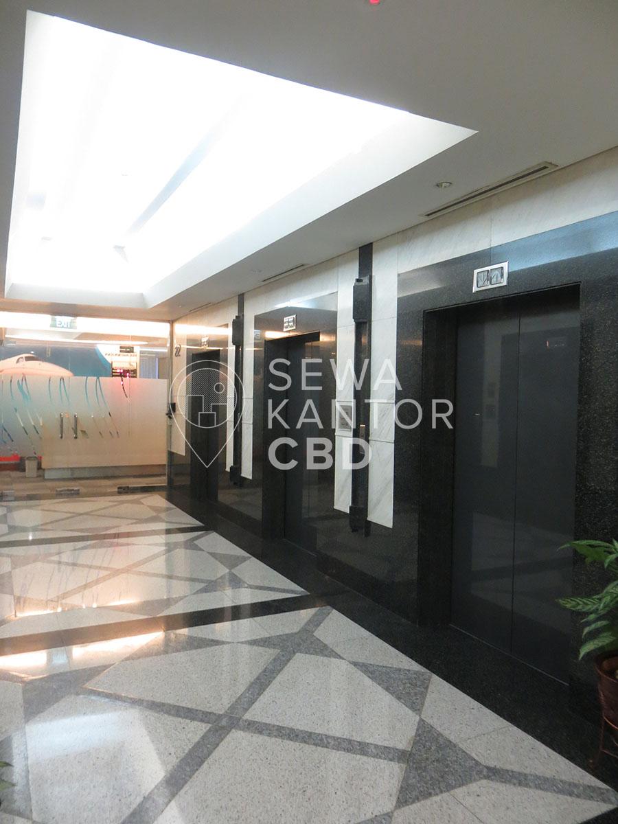 Sewa Kantor Gedung MNC Tower Jakarta Pusat Menteng  Jakarta Interior 5