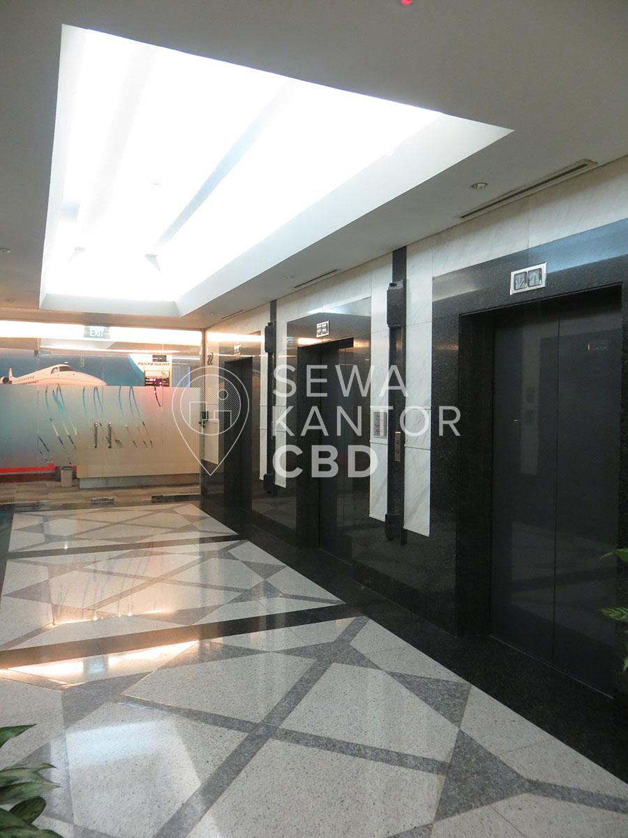 Sewa Kantor Gedung MNC Tower Jakarta Pusat Menteng  Jakarta Interior