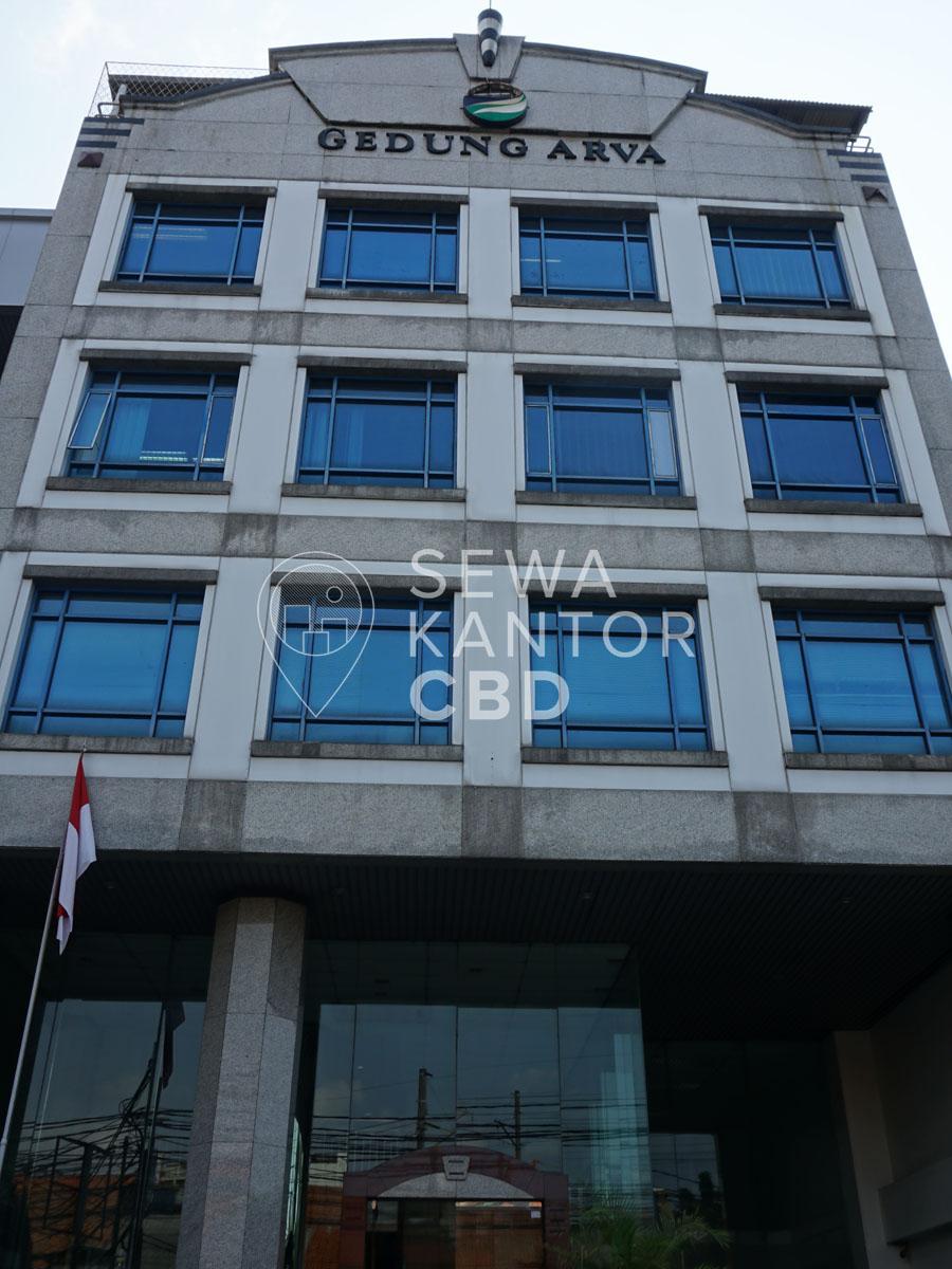 Sewa Kantor Gedung Gedung Arva Jakarta Pusat Menteng  Jakarta Exterior