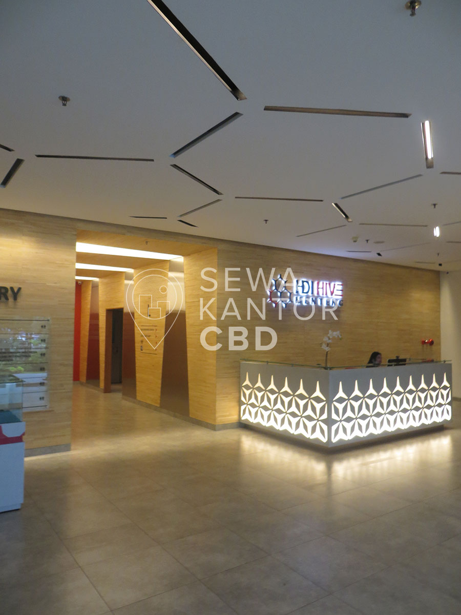Sewa Kantor Gedung HDI Hive Jakarta Pusat Menteng  Jakarta Interior 8
