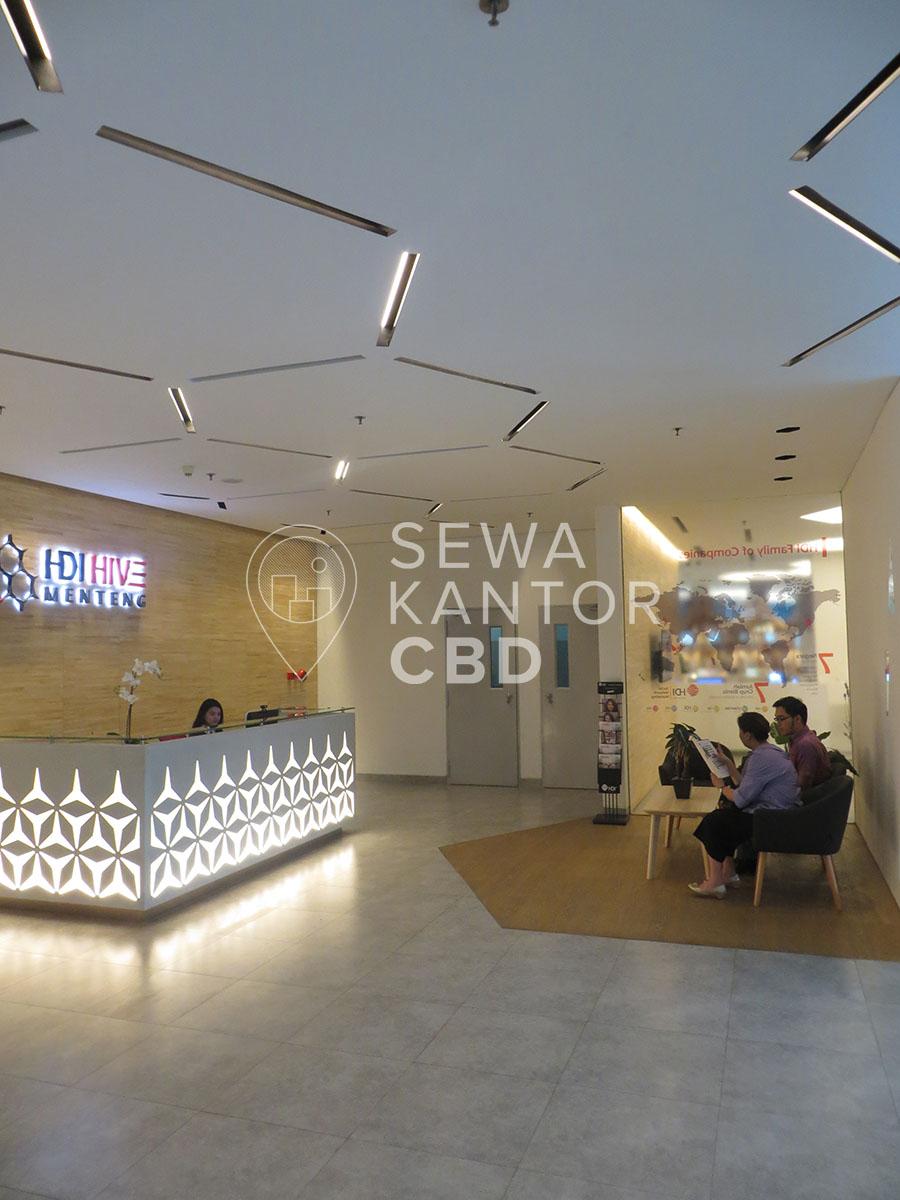 Sewa Kantor Gedung HDI Hive Jakarta Pusat Menteng  Jakarta Interior 9