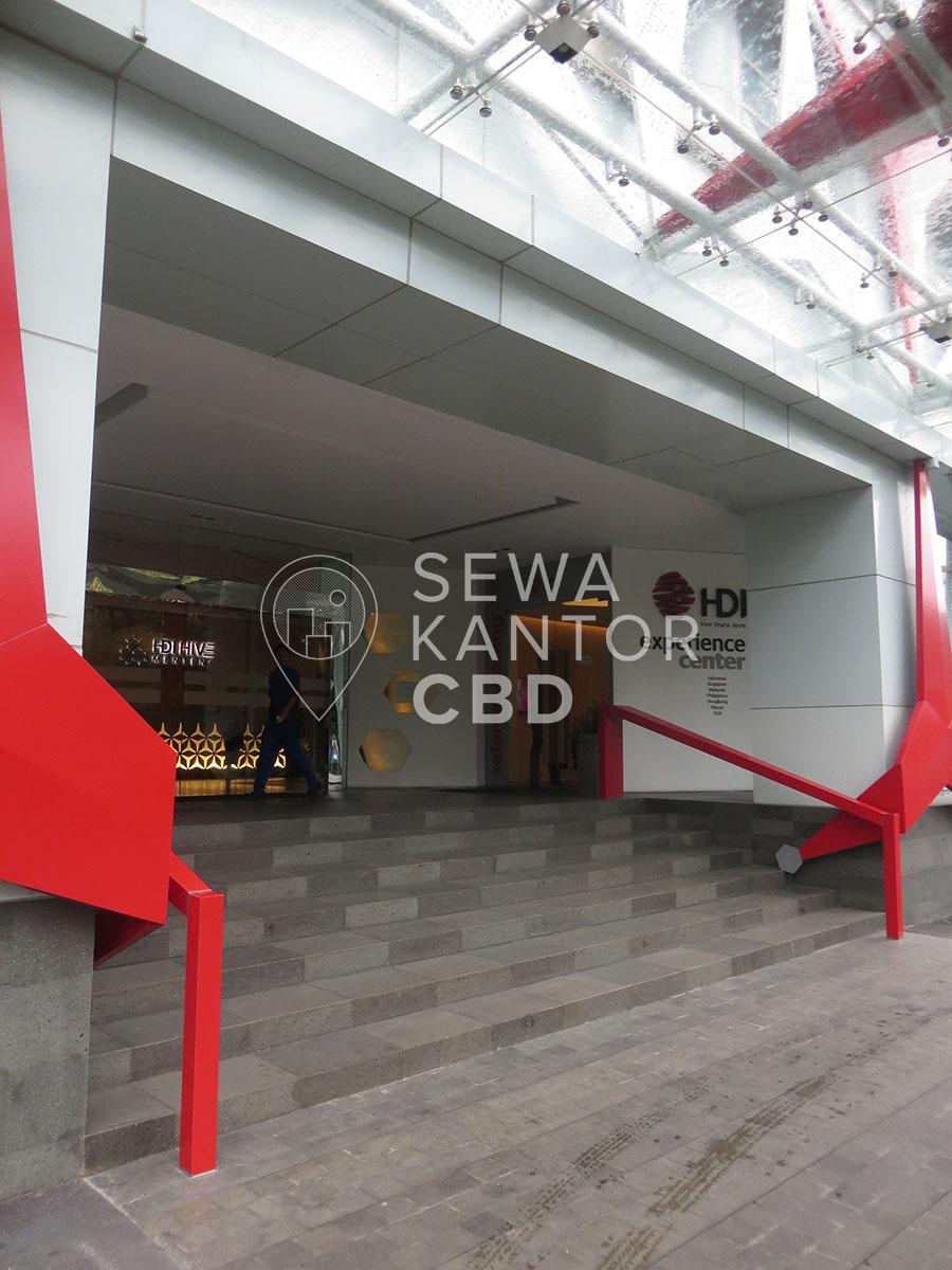 Sewa Kantor Gedung HDI Hive Jakarta Pusat Menteng  Jakarta Interior 7