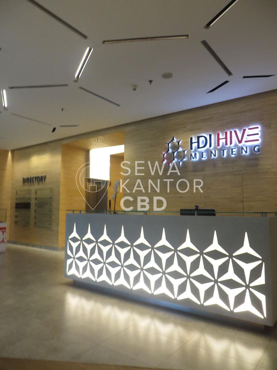 Sewa Kantor Gedung HDI Hive Jakarta Pusat Menteng  Jakarta Interior 4