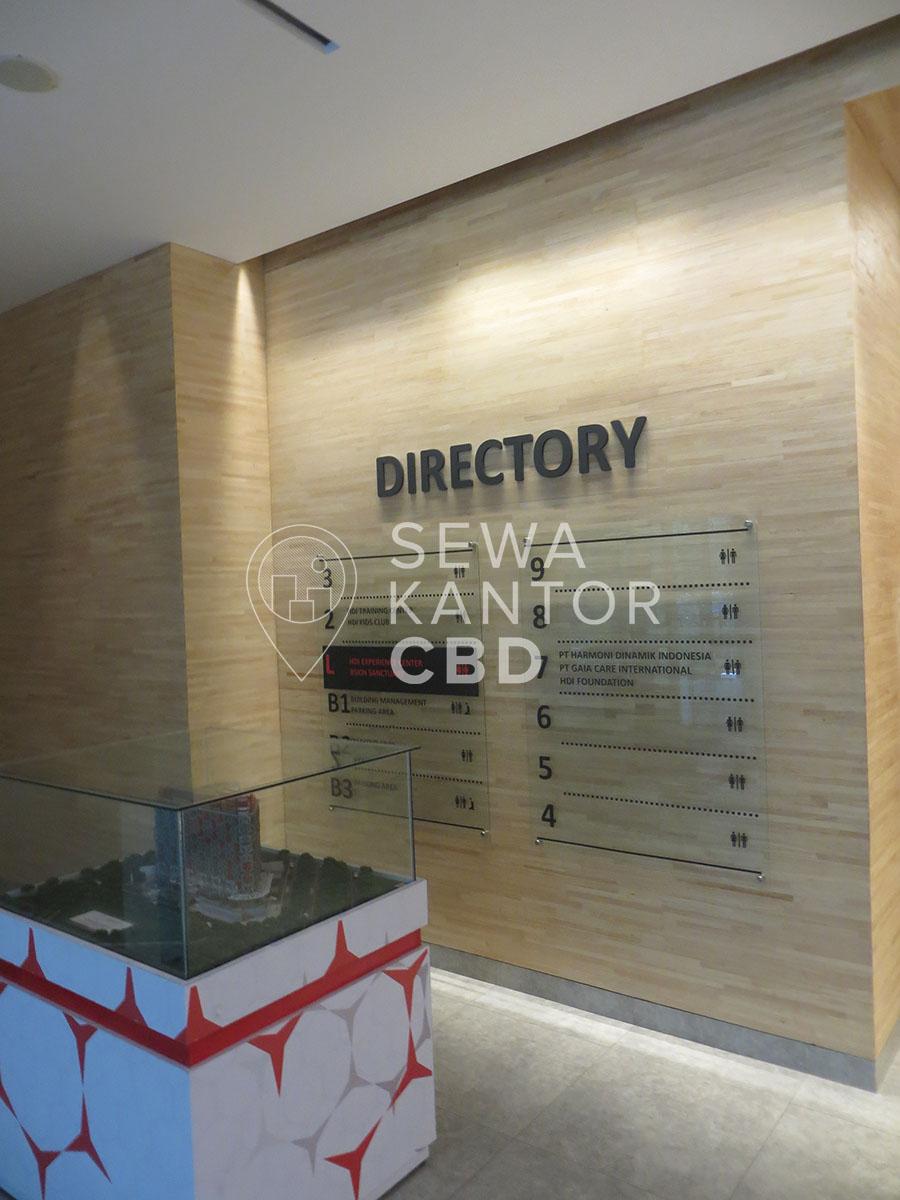 Sewa Kantor Gedung HDI Hive Jakarta Pusat Menteng  Jakarta Interior 2