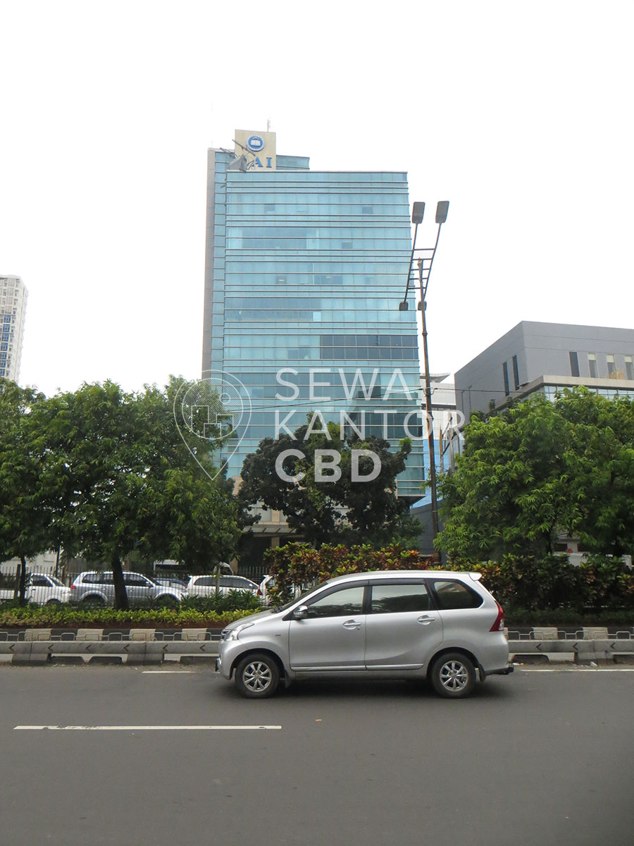 Sewa Kantor Gedung Lembaga Alkitab Indonesia (Bible Center) Jakarta Pusat Senen  Jakarta Exterior 9