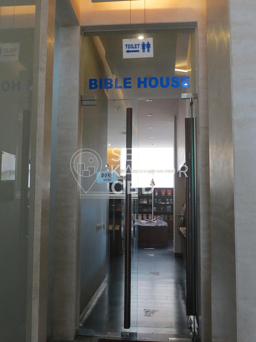 Sewa Kantor Gedung Lembaga Alkitab Indonesia (Bible Center) Jakarta Pusat Senen  Jakarta Interior 10