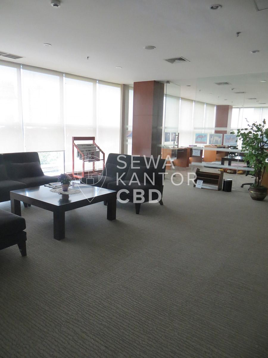 Sewa Kantor Gedung Lembaga Alkitab Indonesia (Bible Center) Jakarta Pusat Senen  Jakarta Interior 5
